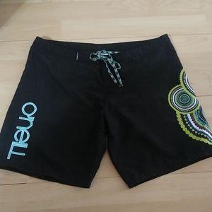 3/22$ O'Neill short swim size 3